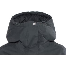 Finside Sari - Chaqueta Mujer - gris/negro
